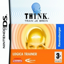 THINK - Train je Brein: Logica Trainer voor Nintendo DS