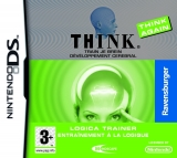 THINK - Train je Brein: Logica Trainer Think Again voor Nintendo DS