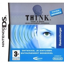 THINK Senses Losse Game Card voor Nintendo DS