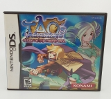 Tao's Adventure: Curse of the Demon Seal (NA) voor Nintendo DS