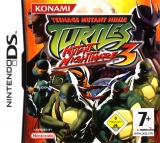 Teenage Mutant Ninja Turtles 3: Mutant Nightmare Losse Game Card voor Nintendo DS