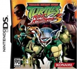 Teenage Mutant Ninja Turtles 3: Mutant Nightmare (NA) Nieuw voor Nintendo Wii