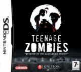 Teenage Zombies: Invasion of the Alien Brain Thingys! voor Nintendo DS