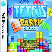 Tetris Party Deluxe voor Nintendo DS