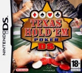 Texas Hold 'Em Poker DS Losse Game Card voor Nintendo Wii