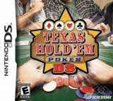 Texas Hold 'Em Poker DS (NA) voor Nintendo DS