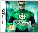 The Green Lantern Rise of the Manhunters voor Nintendo DS
