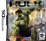 The Incredible Hulk Losse Game Card voor Nintendo DS