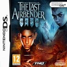 The Last Airbender voor Nintendo DS