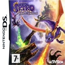 The Legend of Spyro De Opkomst van een Draak voor Nintendo DS