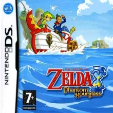 The Legend of Zelda: Phantom Hourglass voor Nintendo DS