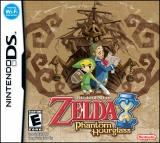 The Legend of Zelda: Phantom Hourglass (NA) voor Nintendo DS