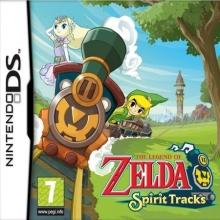 The Legend of Zelda Spirit Tracks voor Nintendo DS