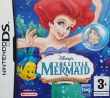 The Little Mermaid: Ariel's Undersea Adventure voor Nintendo Wii