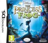 The Princess and the Frog voor Nintendo DS