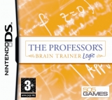 The Professor's Brain Trainer: Logic Losse Game Card voor Nintendo DS