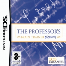 The Professor's Brain Trainer: Memory Losse Game Card voor Nintendo DS