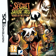 The Secret Saturdays Beasts of the 5th Sun voor Nintendo DS