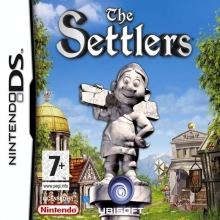 The Settlers Losse Game Card voor Nintendo DS
