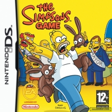 The Simpsons Game voor Nintendo DS