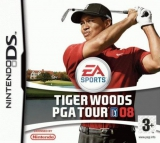 Tiger Woods PGA Tour 2008 voor Nintendo DS