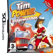 Tim Power: Brandweerman Losse Game Card voor Nintendo DS