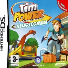 Tim Power: Klusjesman Losse Game Card voor Nintendo DS