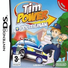 Tim Power: Politieman voor Nintendo DS