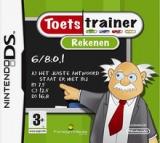 Toetstrainer Rekenen voor Nintendo DS