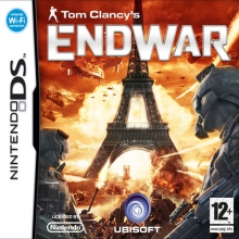 Tom Clancy's EndWar voor Nintendo DS