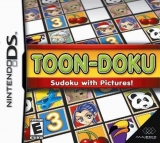 Toon-Doku: Sudoku with Pictures! (NA) voor Nintendo DS