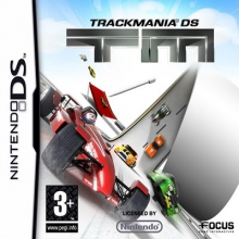 Trackmania Losse Game Card voor Nintendo DS