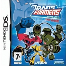 Transformers Animated: The Game Zonder Handleiding voor Nintendo DS