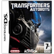 Transformers: Autobots Losse Game Card voor Nintendo DS
