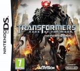 Transformers Dark of the Moon - Decepticons voor Nintendo DS