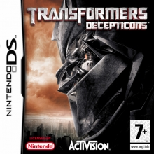 Transformers: Decepticons Losse Game Card voor Nintendo Wii
