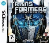 Transformers: Revenge of the Fallen - Autobots Losse Game Card voor Nintendo DS