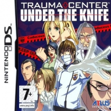 Trauma Center: Under the Knife Losse Game Card voor Nintendo DS