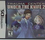 Trauma Center: Under the Knife 2 (NA) voor Nintendo DS