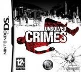 Unsolved Crimes voor Nintendo DS