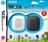 Walk With Me: Breng beweging in je leven & 2 Activiteitenmeters voor Nintendo DS