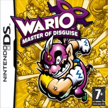 Wario: Master of Disguise voor Nintendo Wii