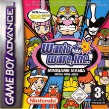 Wario Ware Inc voor Nintendo DS