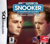 World Snooker Championship voor Nintendo DS