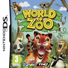 World of Zoo voor Nintendo DS