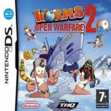 Worms: Open Warfare 2 voor Nintendo DS