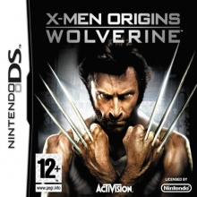 X-Men Origins: Wolverine voor Nintendo DS