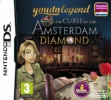 Youda Legend The Curse of the Amsterdam Diamond voor Nintendo DS