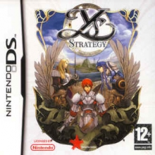Ys Strategy Losse Game Card voor Nintendo DS
