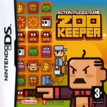 Zoo Keeper voor Nintendo DS